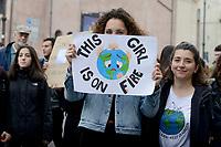 Global strike for future a Roma
