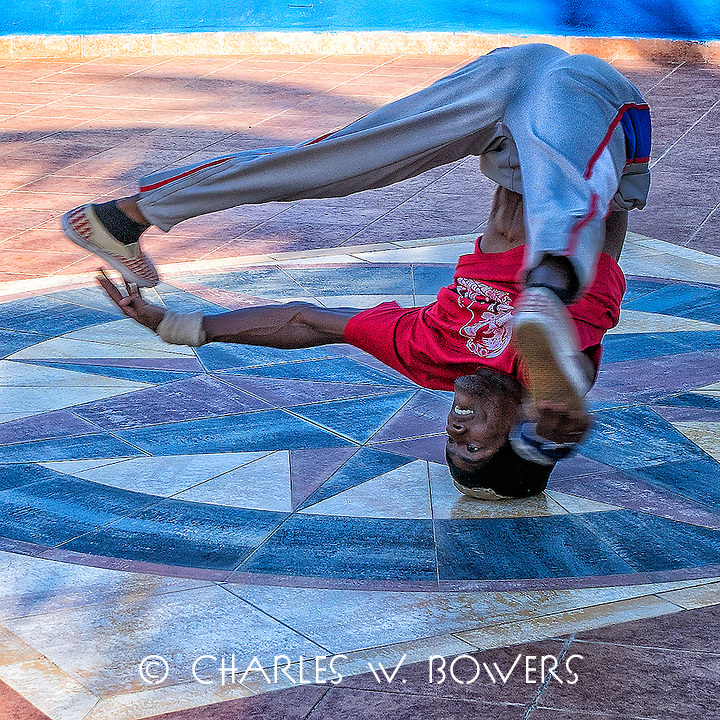 Faces Of Cuba - Man can this guy dance!<br />