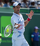 Djokovic Defeats Murray in Sony Final, 6-1, 7-5