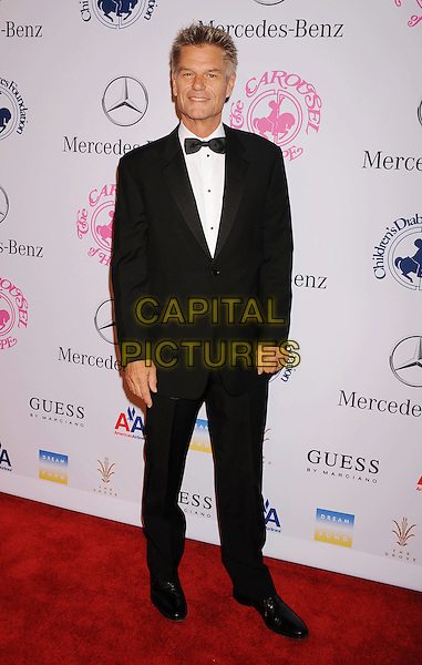 Harry Hamlin.The 26th Anniversary Carousel Of Hope Ball presented by Mercedes-Benz at The Beverly Hilton Hotel in Beverly Hills, California, USA..October 20th, 2012.full length black bow tie white shirt tuxedo.CAP/ROT/TM.©Tony Michaels/Roth Stock/Capital Pictures