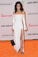 05 May 2017 - Beverly Hills, California - Emmanuelle Chriqui. 24th Annual Race to Erase MS Gala held at Beverly Hilton Hotel in Beverly Hills. Photo Credit: Birdie Thompson/AdMedia