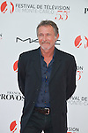 Bruno Wolkowitch on the red carpet for the inauguration of the Monte-Carlo Film Festival of Television. Monte-Carlo, 13 june 2015, Monaco