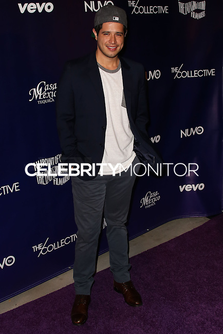 HOLLYWOOD, CA - FEBRUARY 18: Jorge Diaz at the NUVOtv Series Launch Premiere Party held at Siren Studios on February 18, 2014 in Hollywood, California. (Photo by Xavier Collin/Celebrity Monitor)