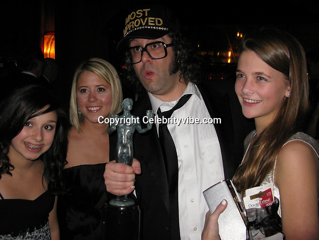 Judah Friedlander..SAG Awards Post Party.Shrine Auditorium.Los Angeles, CA, USA.Sunday, January 25 2009.Photo By Celebrityvibe.com.To license this image please call (212) 410 5354; or Email: celebrityvibe@gmail.com ;.website: www.celebrityvibe.com  .