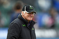 Worcester Warriors Director of Rugby Alan Solomons. Aviva Premiership match, between Saracens and Worcester Warriors on December 30, 2017 at Allianz Park in London, England. Photo by: Patrick Khachfe / JMP