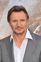 Liam Neeson at the film premiere of 'Battleship,' at the NOKIA Theatre at L.A. LIVE in Los Angeles, California. May, 10, 2012. © mpi35/MediaPunch Inc.