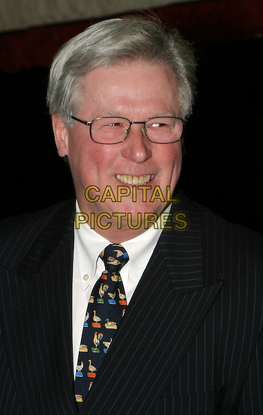 JOHN CRAVEN.An Audience With The England Rugby Team, LWT Studios.15 December 2003.www.capitalpictures.com.sales@capitalpictures.com.© Capital Pictures.