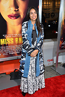 "LOS ANGELES, CA. January 30, 2019: Rosario Dawson at the world premiere of ""Miss Bala"" at the Regal LA Live.<br /> Picture: Paul Smith/Featureflash"