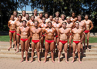 STANFORD, CA - September 9, 2010: Team Photo, 2010 Waterpolo portraits.