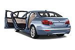 Car images of a 2015 BMW SERIES 5 ActiveHybrid 5 Luxury 4 Door Sedan Doors