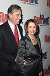 """Paul Pelosi & Nancy Pelosi attending the Opening Night Performance after party for the Broadway Musical """"RAGTIME"""" at Tavern On The Green Restaurant in New York City. November 15, 2009 © Walter McBride / Retna Ltd."""