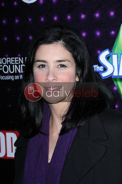 Sarah Silverman<br />