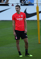 Branimir Hrgota (Eintracht Frankfurt) - 10.10.2018: Eintracht Frankfurt Training, Commerzbank Arena, DISCLAIMER: DFL regulations prohibit any use of photographs as image sequences and/or quasi-video.
