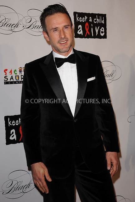 WWW.ACEPIXS.COM . . . . . .November 3, 2011, New York City....David Arquette attends the 8th annual Keep A Child Alive Black Ball at the Hammerstein Ballroom on November 3, 2011 in New York City....Please byline: KRISTIN CALLAHAN - ACEPIXS.COM.. . . . . . ..Ace Pictures, Inc: ..tel: (212) 243 8787 or (646) 769 0430..e-mail: info@acepixs.com..web: http://www.acepixs.com .