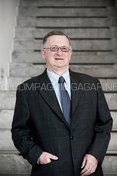 Wilfried Vandepoel, executive manager at Lessius Corporate Finance and Duvel Moortgat NV brewery (Breendonk, 18/03/2011)