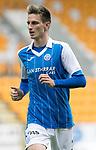St Johnstone FC Season 2017-18<br />Scott Tanser<br />Picture by Graeme Hart.<br />Copyright Perthshire Picture Agency<br />Tel: 01738 623350  Mobile: 07990 594431