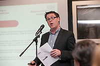 Professor Justin Waring, Implementing Evidence and Improvement Theme Lead