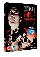 Dracula: Prince of Darkness (1966) <br /> DVD COVER ART<br /> *Filmstill - Editorial Use Only*<br /> CAP/KFS<br /> Image supplied by Capital Pictures