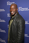 Hisham Tawfiq attends the Opening Night Performance of 'Six Degrees Of Separation' at the Barrymore Theatre on April 25, 2017 in New York City.