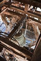 Europe/Europe/France/Midi-Pyrénées/46/Lot/Cahors: Cathédrale Saint-Etienne - Dans le clocher les cloches