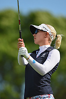 Madelene Sagstrom (SWE) watches her tee shot on 8 during the round 3 of the KPMG Women's PGA Championship, Hazeltine National, Chaska, Minnesota, USA. 6/22/2019.<br /> Picture: Golffile | Ken Murray<br /> <br /> <br /> All photo usage must carry mandatory copyright credit (© Golffile | Ken Murray)