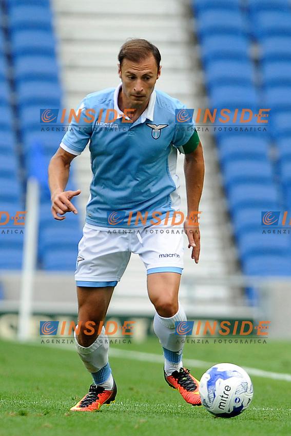 Stefan Radu<br /> Brighton 31-07-2016  Amichevole Brighton Vs Lazio SS Lazio friendly match<br /> Foto Marco Rosi/Fotonotizia/Insidefoto