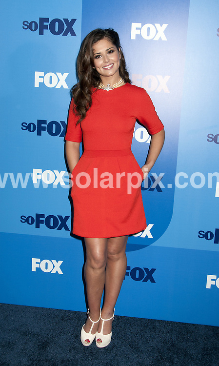 **ALL ROUND PICTURES FROM SOLARPIX.COM**                                             **SYNDICATION RIGHTS FOR UK, AUSTRALIA, DENMARK, PORTUGAL, S. AFRICA, SPAIN & DUBAI (U.A.E) & ASIA (EXCLUDING JAPAN) ONLY**                                                                                  Caption: Arrivals at 2011 Fox Upfront, held at the Wollman Rink, Central Park, New York City, NY, USA. 16 May 2011                                                                              This pic: Cheryl Cole                                                                                             JOB REF: 13356 PHZ Mayer      DATE: 16_05_2011                                                           **MUST CREDIT SOLARPIX.COM OR DOUBLE FEE WILL BE CHARGED**                                                                      **MUST AGREE FEE BEFORE ONLINE USAGE**                               **CALL US ON: +34 952 811 768 or LOW RATE FROM UK 0844 617 7637**