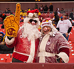 Mr. and Mrs. Santa Hogs