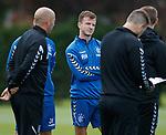 01.08.2018 Rangers training: Andy Halliday