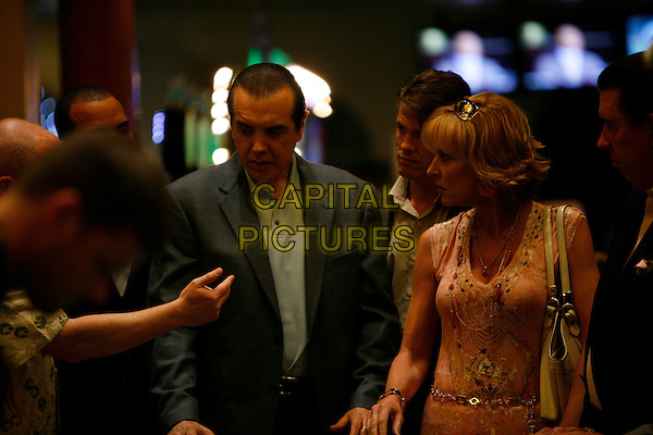 Chazz Palminteri &amp; Christine Lahti <br /> in Yonkers Joe (2008) <br /> *Filmstill - Editorial Use Only*<br /> CAP/NFS<br /> Image supplied by Capital Pictures