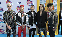 11 August 2019 - Hermosa Beach, California - CNCO. FOX's Teen Choice Awards 2019 held at Hermosa Beach Pier. <br /> CAP/ADM/PMA<br /> ©PMA/ADM/Capital Pictures