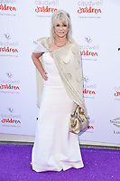 Jo Wood<br /> at the Caudwell Butterfly Ball 2017, Grosvenor House Hotel, London. <br /> <br /> <br /> ©Ash Knotek  D3268  25/05/2017