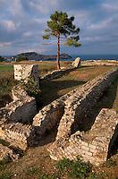 Italien, Elba, roemische Villa Le Grotte bei  Portoferraio