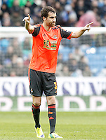 Real Sociedad's Mikel Gonzalez during La Liga match.January 31,2015. (ALTERPHOTOS/Acero) /NortePhoto<br />