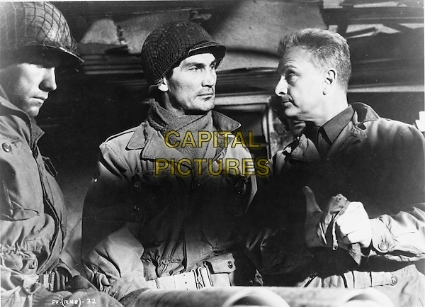 Jack Palance<br /> in Attack (1956) <br /> *Filmstill - Editorial Use Only*<br /> CAP/NFS<br /> Image supplied by Capital Pictures