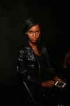 Model-Backstage - Mercedes-Benz New York Fashion Week- Jenny Packham Spring/Summer 2013 Runway Show ,    9/11/12