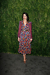 Huma Abedin attends the Fifteenth Annual CFDA/Vogue Fashion Fund Awards at the Brooklyn Navy Yard building 28, at 63 Flushing Avenue, on November 5, 2018.