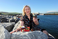 REPRO  : 6-10-2013: Chocolatier  Olivia Curran from 'An Olivia Choclate' in Monilea, Mullingar was was declared 'Blas na h-Eireann Supreme Food Champion' at the annual Irish Foods Awards during the Dingle Food Festival at the weekend.<br /> The awards attracted 2,500 food entries from all over Ireland from small artisan producers to multi million euro international producers.<br /> Picture by Don MacMonagle<br /> <br /> PR photo from Blas na h-Eireann <br /> <br /> <br /> &copy; Photo by Don MacMonagle - macmonagle.com<br /> info@macmonagle.com