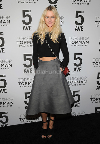 New York, NY-  November 4:  Zana Roberts Rassi attend the Topshop Topman Dinner in Celebration of the 5th Avenue New York Flagship store on November 4, 2014 at Vanderbilt Hall in Grand Central Terminal in New York City. Credit: John Palmer/MediaPunch