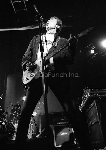 The Stranglers The Roundhouse, Chalk Farm, London 04 July 1976. Credit: Ian Dickson/MediaPunch