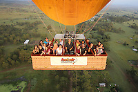 20150328 March 28 Hot Air Balloon Gold Coast
