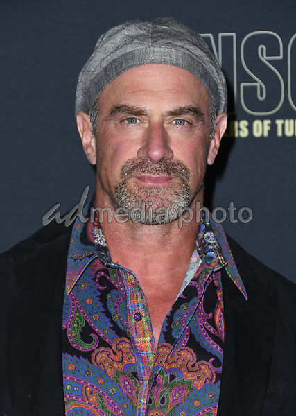 "22 February 2018 - Hollywood, California - Christopher Meloni. USA Network's ""Unsolved: The Murders of Tupac & The Notorious B.I.G."" held at Avalon Hollywood. Photo Credit: Birdie Thompson/AdMedia"