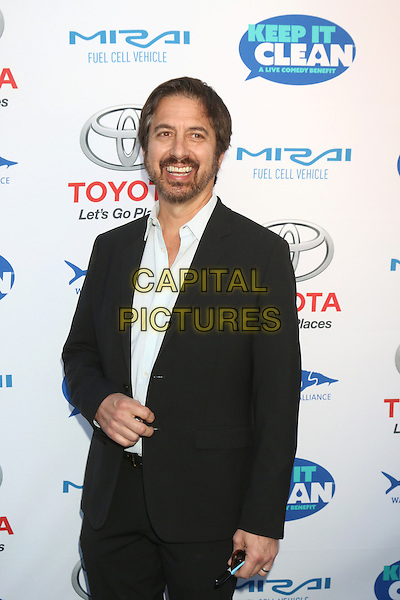 HOLLYWOOD, CA - APRIL 21: Ray Romano at the Keep It Clean Comedy Benefit For Waterkeeper Alliance at Avalon on April 21, 2016 in Hollywood, California. <br /> CAP/MPI/DE<br /> &copy;DE/MPI/Capital Pictures