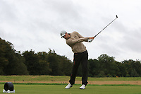 Niklas Lindstrom (SWE) on the 11th tee during Round 2 of the Bridgestone Challenge 2017 at the Luton Hoo Hotel Golf &amp; Spa, Luton, Bedfordshire, England. 08/09/2017<br /> Picture: Golffile | Thos Caffrey<br /> <br /> <br /> All photo usage must carry mandatory copyright credit     (&copy; Golffile | Thos Caffrey)