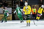 Stockholm 2013-12-03 Bandy Elitserien Hammarby IF - Ljusdals BK :  <br /> Ljusdal Kalle M&aring;rtensson deppar att Hammarby Stefan Erixon gjort m&aring;l<br /> (Foto: Kenta J&ouml;nsson) Nyckelord:  depp besviken besvikelse sorg ledsen deppig nedst&auml;md uppgiven sad disappointment disappointed dejected