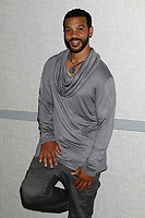LOS ANGELES - JUN 22:  Aaron D. Spears at the Bold and the Beautiful Fan Club Luncheon at the Marriott Burbank Convention Center on June 22, 2019 in Burbank, CA