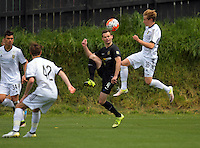 161030 Stirling Sports Premiership Football - Team Wellington v Wellington Phoenix Under-20