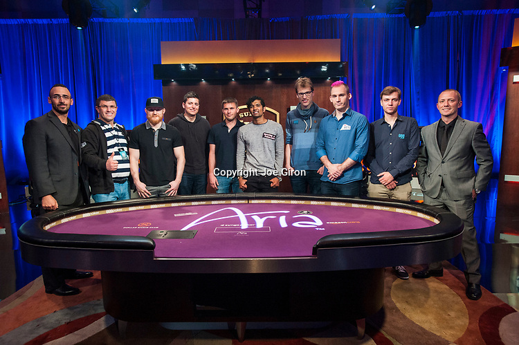 Final Eight Players