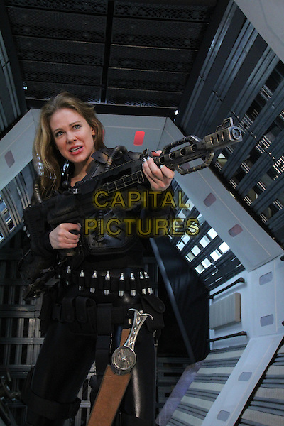 LOS ANGELES, CA - NOVEMBER 10: Maitland Ward at the &quot;Descent Into The Malestrom&quot; Photocall, the new film starring Maitland Ward, at Morphius Studios in Los Angeles, CA on November 10, 2014. <br /> CAP/MPI/DC/DE<br /> &copy;DE/DC/MPI/Capital Pictures