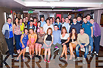 Ryan Daly, The Spa celebrates his 21st Birthday with family and friends at The Abbey Inn on Saturday